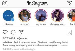 Instagram hesap onayı nasıl yapılır? Mavi tik nasıl alınır?