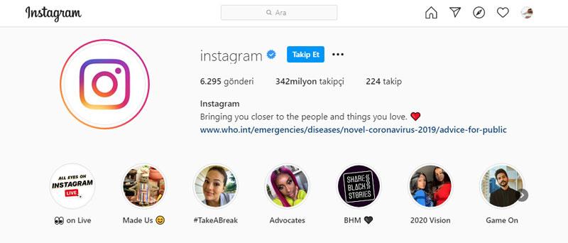 Satılık mavi tikli instagram hesapları