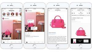Instagram alışveriş (shopping) özelliği başvurusu